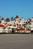 Resort at the beach Stock Image