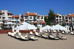 Resort. Beach. Stock Images