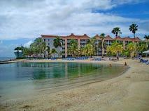 Resort, Beach, Caribbean, Sea royalty free stock photography