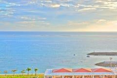 Resort beach of Okinawa Royalty Free Stock Photos