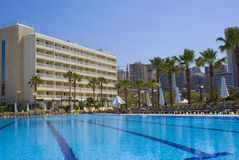 Resort Beirut Stock Image