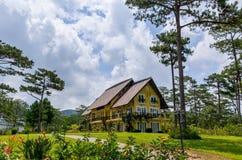 Resort. Binh An Village Resort, Dalat, Vietnam Royalty Free Stock Photography