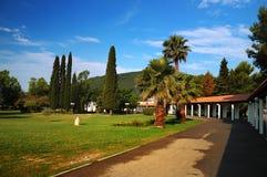 Resort of Budva Royalty Free Stock Images