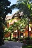 Resort buildings. Stock Images