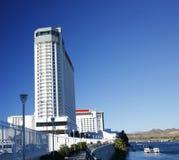 Resort Buildings Stock Photo