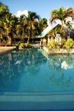Resort Caribbean Pool Stock Photos