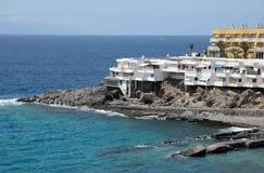 Resort on the coast of Tenerife, Spain Stock Photos