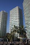 Resort Condos In Mexico Stock Photography