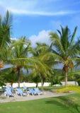 Resort in Costa Rica Stock Photography