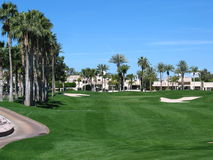 Resort Course Living Stock Photo