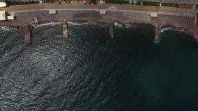 Resort in Crimea stock footage