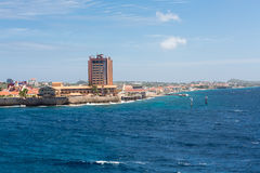 Resort on Curacao Stock Photography