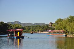 Resort de montanha de Chengde Foto de Stock Royalty Free