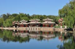 Resort de montanha de Chengde Fotografia de Stock Royalty Free