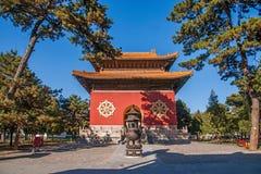 Resort de montanha de Chengde em Putuo, província de Hebei Fotografia de Stock Royalty Free