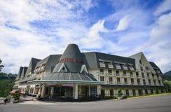 Resort de montanha luxuoso em Dalat, Vietname Fotografia de Stock