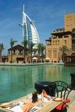 Resort of Dubai Stock Photos