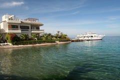 Resort in Egypt Stock Photos