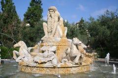 Resort Fountain Stock Photos