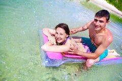 Resort fun Royalty Free Stock Image