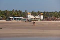 Resort Goa Royalty Free Stock Photo