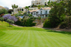 Resort golf Stock Photos