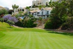 Resort golf Stock Photos