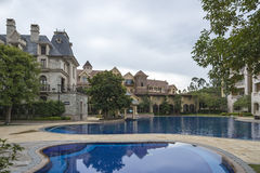 Resort Hotel Stock Photography