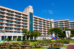 Resort and hotel Stock Images