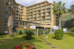 Resort hotel Stock Photos