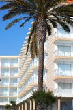 Resort hotel of Mallorca Royalty Free Stock Photos