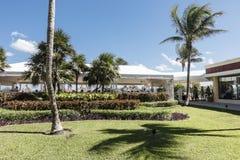 Resort Hotel in Mexico Stock Image