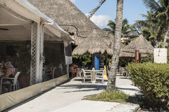 Resort Hotel in Mexico Royalty Free Stock Photo
