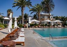 Resort of Hotel Paracas / Hotel Libertador. An Outdoor View of the Resort of Hotel Paracas / Hotel Libertador stock image
