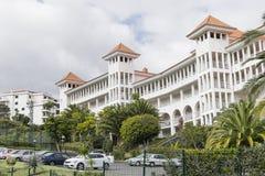 Resort hotel Royalty Free Stock Photography