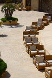Resort, hotel, place to stay Stock Image