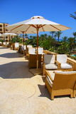 Resort, hotel, place to stay Royalty Free Stock Photography