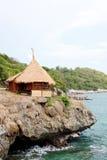 Resort hut in thailand. Stock Image