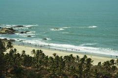 Resort on Indian ocean Stock Photos