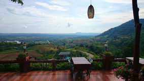 Resort Khao Kho Thailand Royalty Free Stock Image