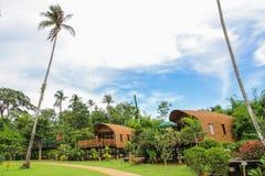 Resort in Koh Kood. Thailand royalty free stock photo