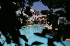Resort in Koh Samui. Thailand Royalty Free Stock Photos