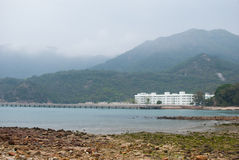 A resort like jail Royalty Free Stock Photo