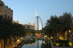 Resort Madinat Jumeirah Stock Photography