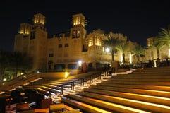 Resort Madinat Jumeirah, Dubai Stock Photography