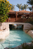 Resort Makadi Sunwing Water World stock photo