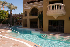 Resort Makadi Sunwing Water World royalty free stock photography