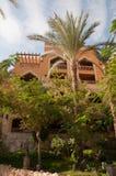 Resort Makadi Sunwing Water World in Hurghada in Egypt royalty free stock photo