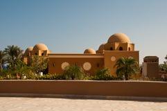 Resort Makadi Sunwing Water World in Hurghada in Egypt Stock Image