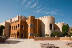 Resort Makadi Sunwing Water World in Hurghada in Egypt Royalty Free Stock Photography